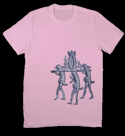 galivant t shirt (solo)